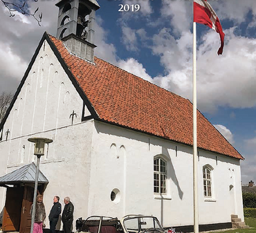Kirkebladet nr. 7, efterår 2019
