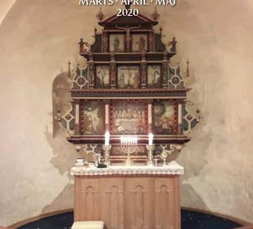 Kirkebladet nr. 9, forår 2020