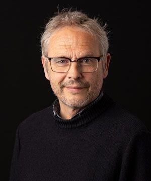 Sognepræst Lars Danner Madsen, kbf.