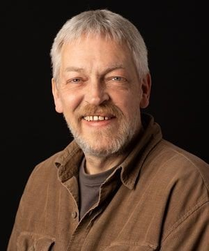 Kirketjener Peter Zahren