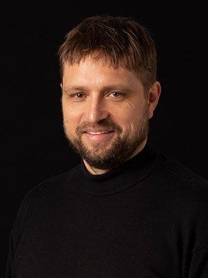 Organist Rune Skov Thomassen