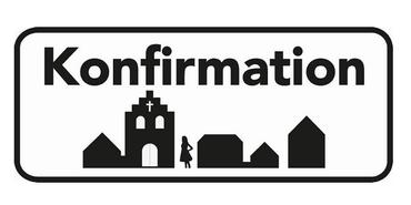 Byskilt, konfirmation