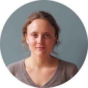 Portræt af Anna Sofie Varling