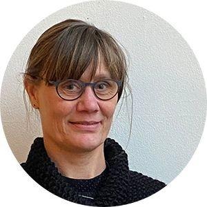 Portræt af Liselotte Østergaard Nilsson