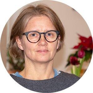 Portræt af Mette Hessel