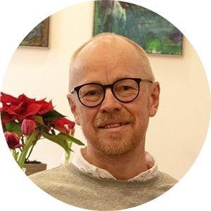 Portræt af Peter Jensby Jensen
