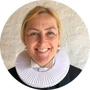 Portræt af Camilla Diderichsen