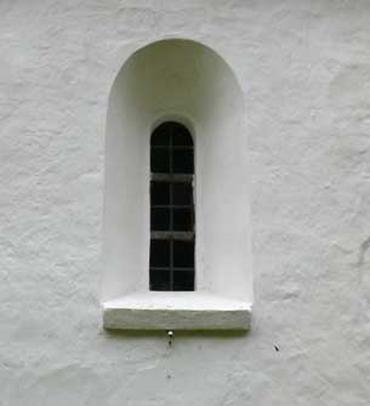 Romansk vindue