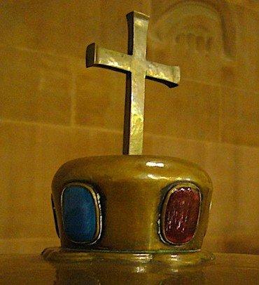 Taufstein in der Matthäuskirche