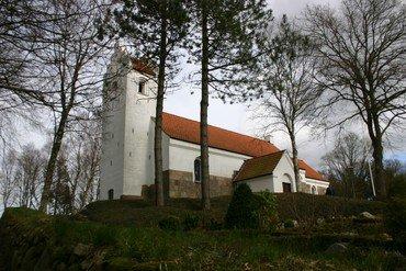 Billede af Hammer Kirke