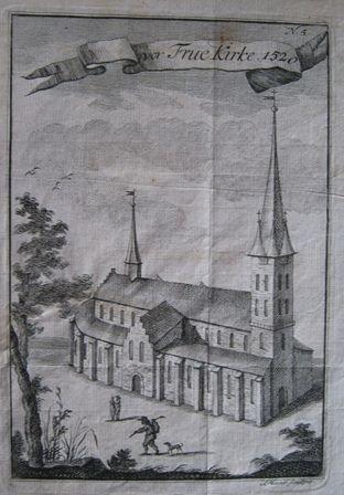 Fra Absalon til englændernes bombardement af København