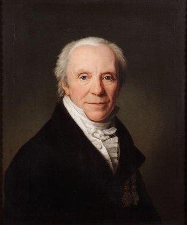 C. F. Hansen var uddannet arkitekt fra København i 1779