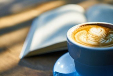 En bof og en kop kaffe