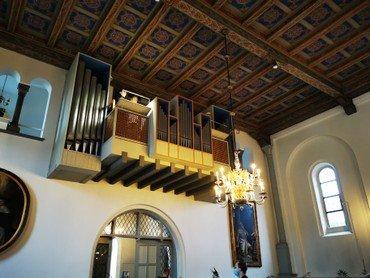 orgel og korværelser