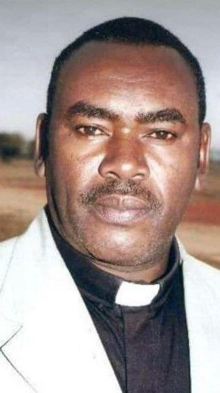 Pastor Elirehema Lyamuya.