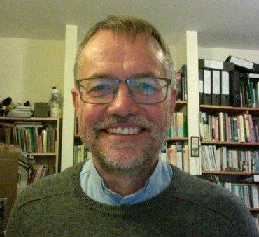 An Image of Steve Lillicrap