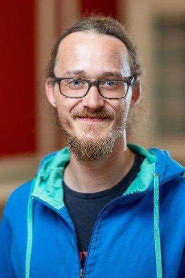 Kirketjener Andreas Esman Jensen