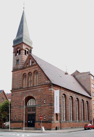 Frihavnskirken i Willemoesgade 68, 2100 København Ø