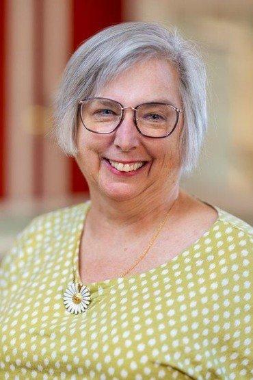 Kordegn/daglig leder Karen Hoffritz