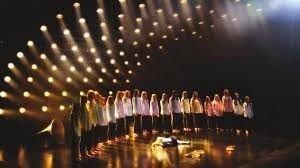 Koret medvirkede i forestillingen Hovmod på teatret Republique 2017