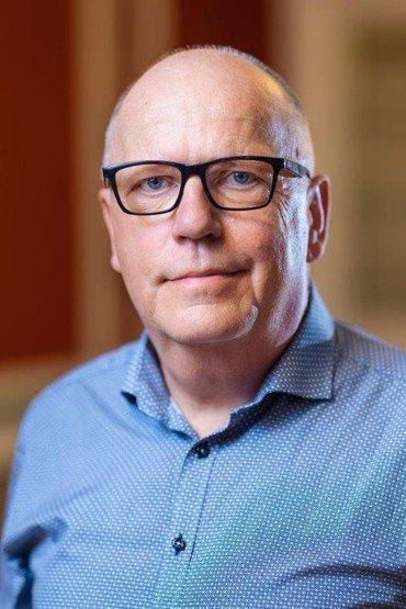 Kirketjener Kurt Thers