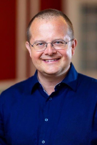 Organist Morten Schousboe