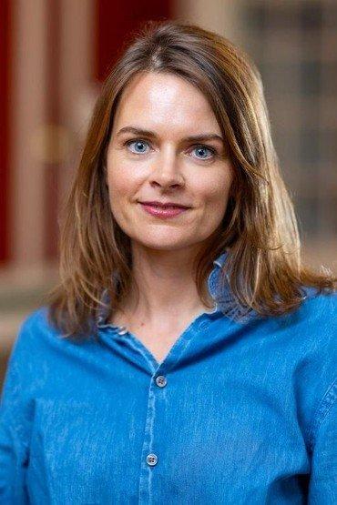 Sognepræst Rikke Juul