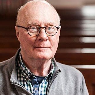 Formand for menighedsrådet Jørgen T. Kristensen