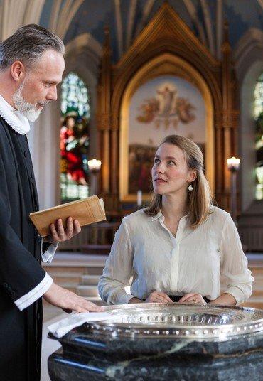 Drop-in dåb i Sankt Johannes Kirke 26. maj