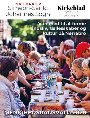 Simeon-Sankt Johannes Sogns Kirkeblad nov. 2019