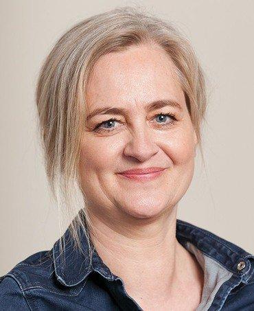 Marlene Wind Kirke - og kulturmedarbejder på ældreområdet