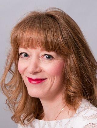 Kirke- og kulturmedarbejder Pernille Rie Halling