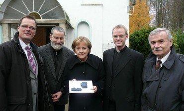 Bundeskanzlerin Angela Merkel zu Besuch in Sellin