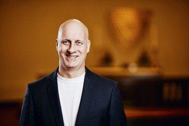 Billede af sognepræst Jesper Engholm