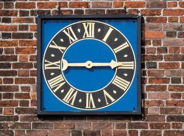 Uret i vægen
