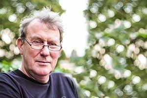 Leiter des Blasorchesters Udo Dietz