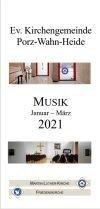 Musik Januar - März 2021