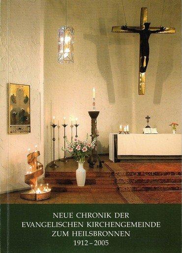 Titelblatt Chronik Zum Heilsbronnen 1912-2005