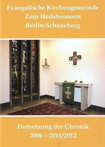 Titelblatt Chronik Zum Heilsbronnen 2005-2006