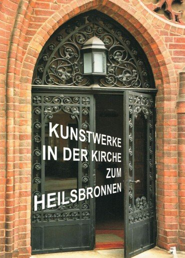 Titelblatt Kunstführer Zum Heilsbronnen