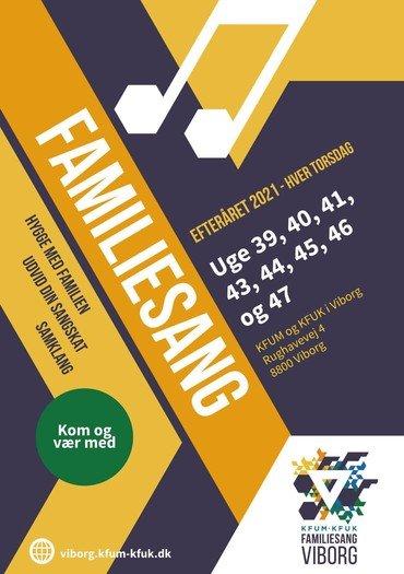Invitation til familiesang