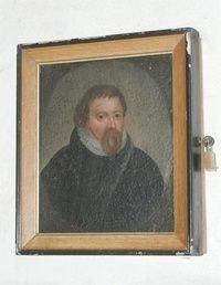 Billede af Hans Tausen fra Asmild Kirke