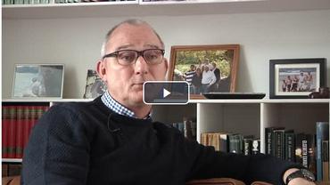 Provst Hans-Henrik Nissen fortæller om Fredensborg Provvsti