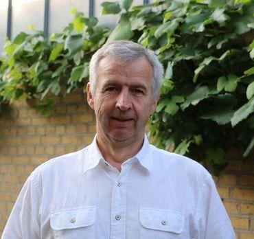 Sognepræst John Pretzmark Ramskov