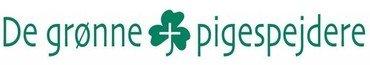 Logo De grønne pigespejdere
