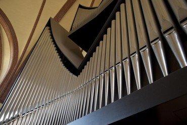 Orgel, Zum Guten Hirten