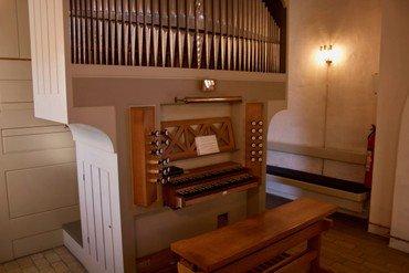 Brøndbyøster Kirke fik sit første orgel i 1843