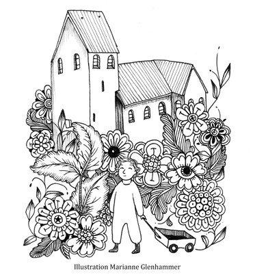 Illustration Virum Kirke