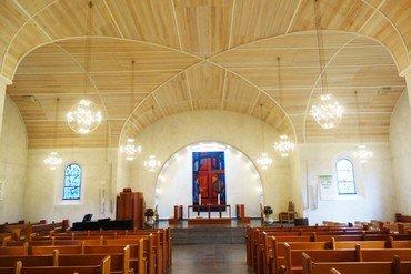 Virum Kirkes historie   Virum Kirke