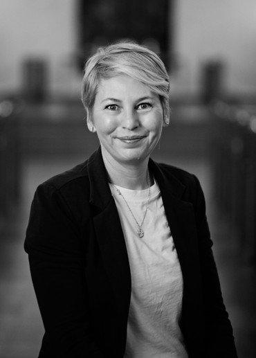 Foto af menighedsrådsmedlem Lisbeth Vestergaard Grove